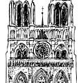 Basilica Notre Dame by Michal Boubin