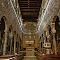 Basilica Of San Frediano Lucca Italy by Joan Carroll