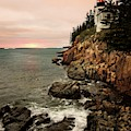 Bass Harbor Head Lighthouse by Walt Sterneman