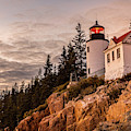 Bass Harbor Lighthouse by Dan Sproul