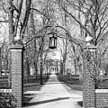 Bates College Campus Gate by University Icons