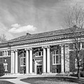 Bates College Coram Library by University Icons