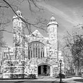 Bates College Gomes Chapel by University Icons