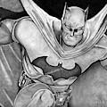 Batman by Bill Richards