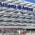 Allianz Arena Bayern Munich  by David Pyatt