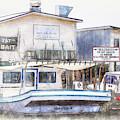 Bayou Restaurant by Barry Jones