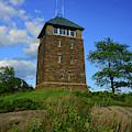 Bear Mountain's Perkins Memorial Tower by Raymond Salani III