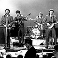 Beatles Perform In Washington, D.c by Michael Ochs Archives