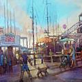 Beaufort Summer Color by Dan Nelson