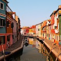 Beautiful Burano by Micki Findlay