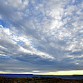 Beautiful Clouds Over Grand Junction Colorado by Ray Mathis