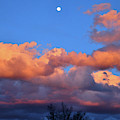 Beautiful Sunset Over Colorado by Ray Mathis