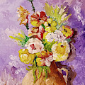 Beauty On Bouquet by Charles Boyd