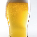Beer Glass Wclipping Path by Carlosalvarez