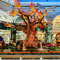 Bellagio Enchanted Talking Tree Ultra Wide 2018 2 To 1 Aspect Ratio by Aloha Art