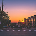 Bellingham Sunset by Andrew Bridwell