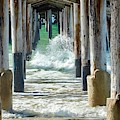 Below The Pier by Brian Eberly