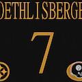 Ben Roethlisberger Jersey by Dan Sproul