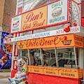 Ben's Chili Bowl A Washington Landmark Since 1958 by Edward Fielding