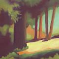 Berkeley Codornices Park by Linda Ruiz-Lozito