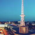Berlin - Funkturm by Alexander Voss