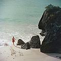 Bermuda Beach by Slim Aarons