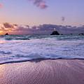 Bermuda Sunrise Welcome To Heaven Crossbay Beach by Betsy Knapp
