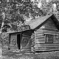 Berry College Martha Berry Cabin by University Icons
