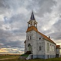 Bethel Lutheran Church II by Harriet Feagin
