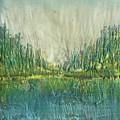 Beyond Lake's Edge by Christine Chin-Fook