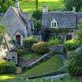Bibury Cottages by Brian Jannsen
