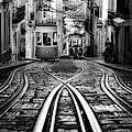 Bica Street by Jorge Maia