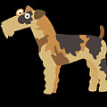 Big Fox Terrier by DogBoo