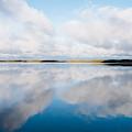 Big Lake, Big Sky by Carl Young