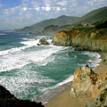 Big Sur by Paula Guttilla