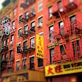 Big Wong Colors Chinatown New York City by John Rizzuto