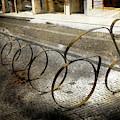 Bike Rack by Tom Reynen