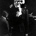 Billie Holiday by Gjon Mili
