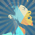 Billie Holiday Retro by Dan Sproul