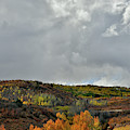 Billowing Clouds Over Dallas Divide Colors by Ray Mathis
