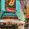 Binions Casino, Las Vegas by Tatiana Travelways