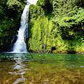 Bioko Waterfall by Mogli Maureal