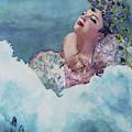 Birth Of Venus Two by Jenny Armitage