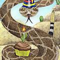Birthday Buzzworm by Catherine G McElroy