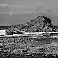 Black And White Rocks by Mark Hunter