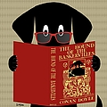 Black Dog Reading by Donna Mibus