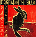 Black Ivory Rabbit by Artist Dot