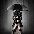 Black Rain by Johan Swanepoel