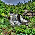 Blackwater Falls, Blackwater Falls State Park, West Virginia by Greg Hager