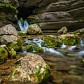 Blanchard Springs Headwater by Andy Crawford